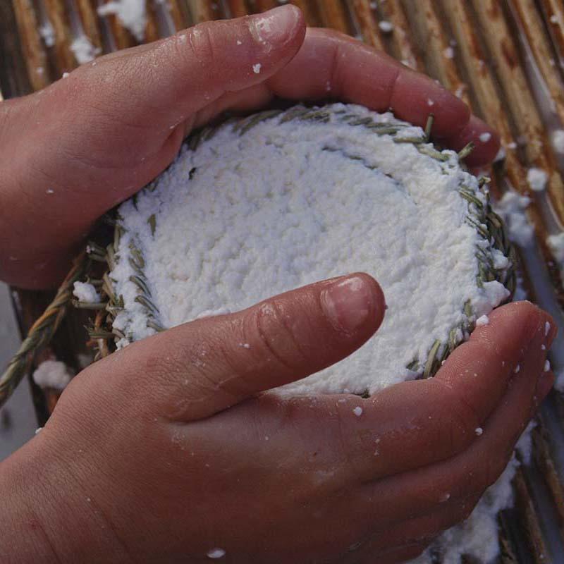 Taller de elaboración de quesos (Quesos Sierra Crestellina)